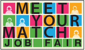 Meet Your Match Job Fair